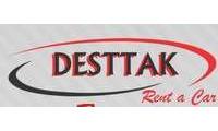 Logo de Desttak Rent A Car em Ingleses do Rio Vermelho