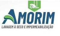 Logo de Amorim Lavagem a Seco e Impermeabilização