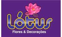 Logo de Lótus Flores & Decorações