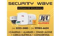 Logo Alarmes Sw Segurança Eletrônica em Santa Mônica