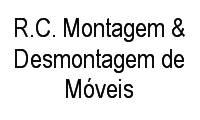 Logo de R.C. Montagem & Desmontagem de Móveis em Alvorada