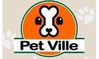 Logo de Pet Ville em Paupina