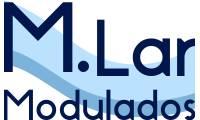 Logo M. Lar Modulados em Guamá