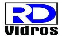 Logo de RD Vidros - Vidraçaria