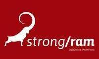 Logo Strong RAM Divisórias e Engenharia em Asa Sul