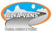 Logo de Alfa Vans em Residencial Oliveira
