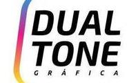 Logo de Dual Tone Gráfica Rápida