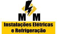 Logo de M.M Instalações Elétricas E Refrigeração em São Lázaro