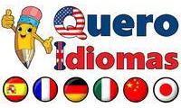 Logo Quero Idiomas em Tatuapé