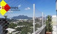 Logo de Gomes Redes de proteção  em Chácaras Rio-Petrópolis