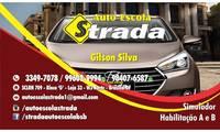 Logo Auto Escola Strada em Asa Norte