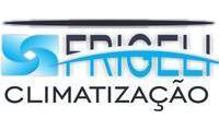 Logo de Frigeli Climatização em Mangabeira