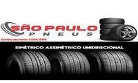 Logo de São Paulo Pneus em Vila Anastácio