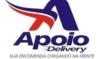 Logo de Apoio Delivery em Democrata