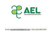 Logo de Ael - Assistência Elétrica