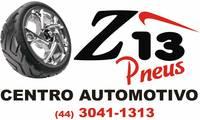 Logo de Z13 Pneus & Centro Automotivo em Jardim Real