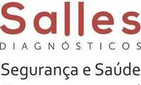 Logo de SALLES DIAGNÓSTICOS em Pajuçara