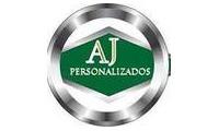 Logo de AJ Personalizados em Potengi
