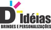 Logo de D Ideias Brindes Personalizados em Souza