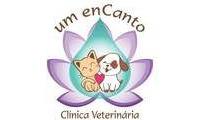 Logo de Um enCanto Clínica Veterinária em Ribeirão da Ilha