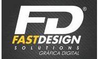 Logo de Fast Design Rio em Centro