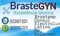 Logo de BrasteGYN  em Jardim Curitiba