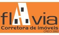 Logo de Corretora de Imóveis Flávia Chaves - Creci 3992 em Centro