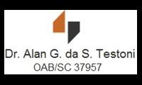 Dr. Alan Gicélio da Silva Testoni Advogado