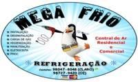 Logo de Megafrio - Refrigeração