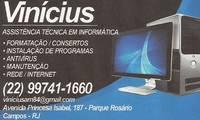 Logo de Vam Informática em Parque Rosário