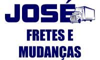 Logo de José Fretes E Mudanças em Lago Azul