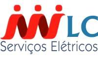 logo da empresa LC Serviços Elétricos e Portões Eletrônicos