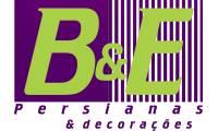 Logo de B & E Persianas & Decorações