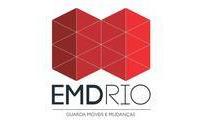 Logo de Emd Rio Guarda Móveis E Mudanças em Olaria