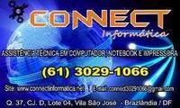 Logo de Connect Informática em Vila São José (Brazlândia)