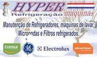 Logo de Hyper Máquinas e Refrigeração