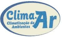 Logo de Clima. Ar - Climatização de Ambientes