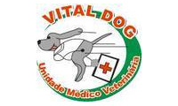 Logo de Vital Dog em São Cristóvão