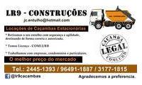 Logo de LR9 CONSTRUÇÕES