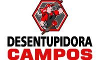 Logo de Desentupidora Campos 24 Horas - Desentupimento Zona Sul em Botafogo