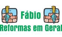 Logo de Fábio Reformas em Geral em Cidade Industrial