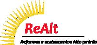 Realt Reformas E Acabamentos