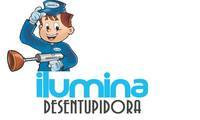 Logo ILUMINA DESENTUPIDORA em Asa Norte