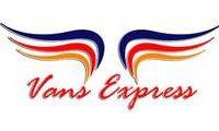 Logo de Vans Express em Rio Pequeno