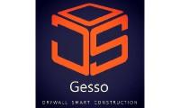 logo da empresa JS Gesso - Forros, Molduras, Divisórias e Sancas de Gesso Drywall