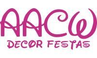 Logo de AACW Festas
