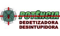 Logo de Potência Dedetizadora Desintupidora
