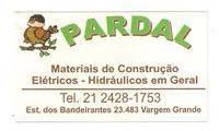 Logo de Pardal Materiais de Construção em Vargem Grande