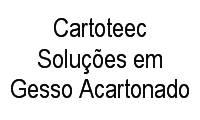 Logo de Cartoteec Soluções em Gesso Acartonado em Centro