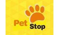Logo Pet Stop Batista Campos em Nazaré